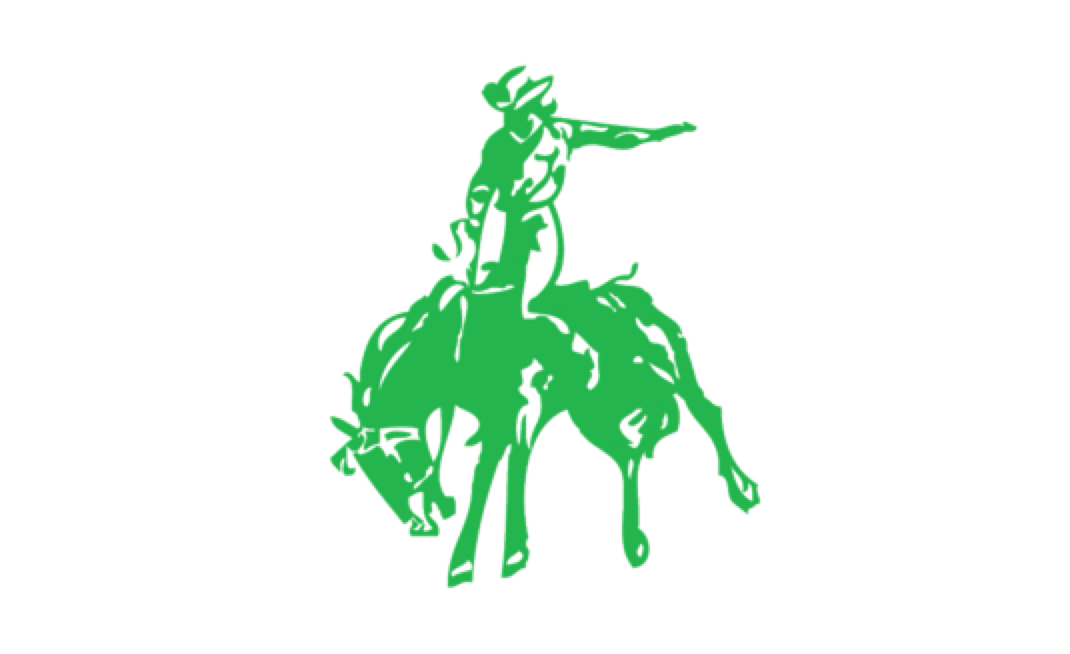 Colome High School mascot logo