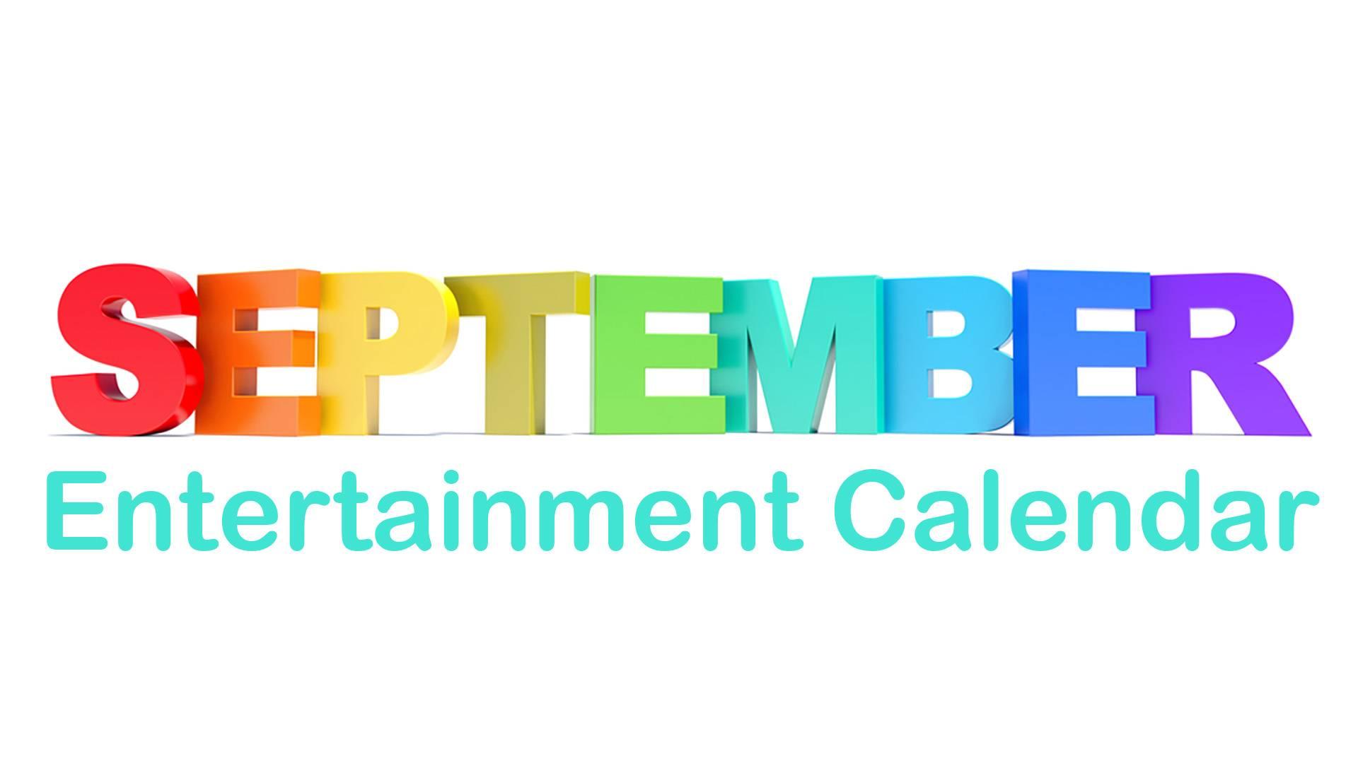 September Entertainment Calendar Tri State Fair Wwe Chamber Bbq
