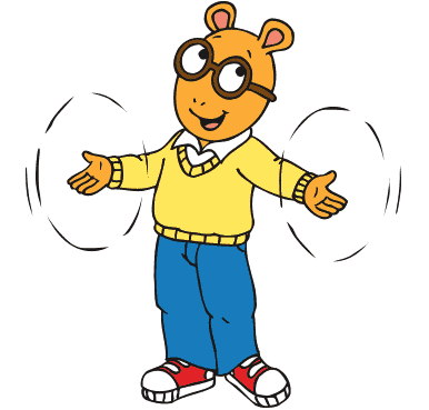 Arthur Workout Time