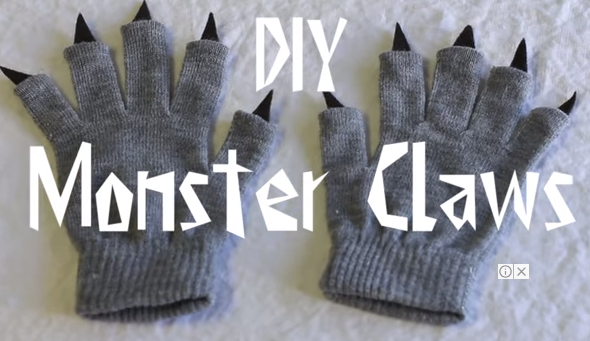Monster Claws