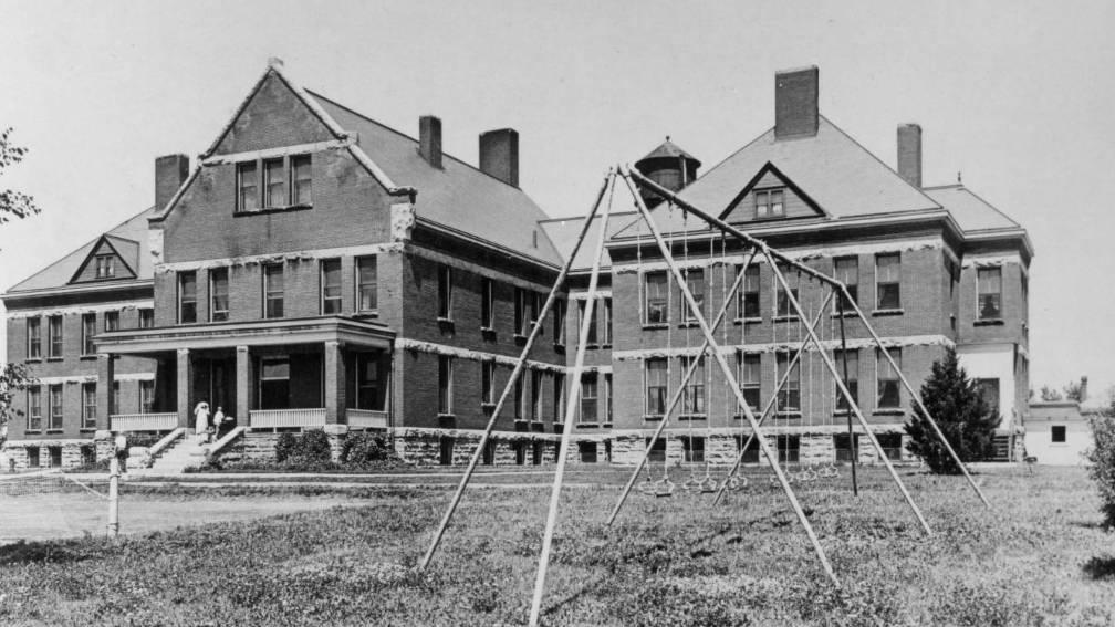 Hiawatha Indian Asylum
