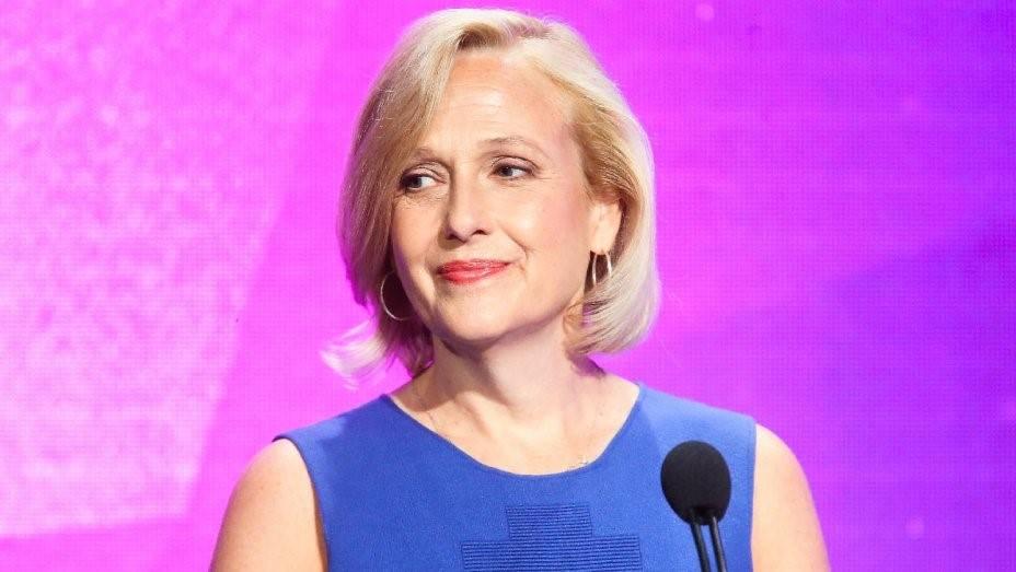 Paula Kerger, PBS President & CEO.