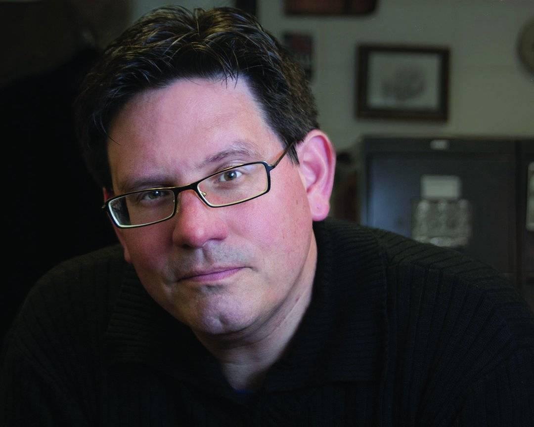 Writer Patrick Hicks