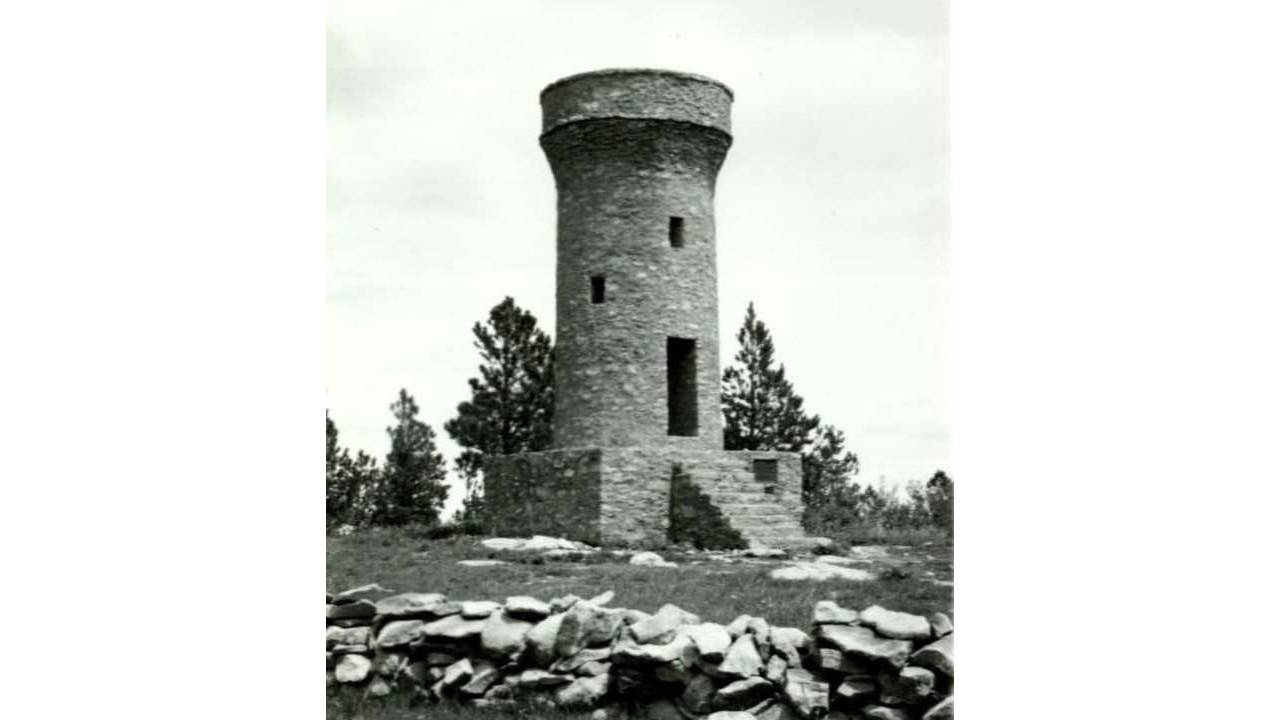 Friendship Tower, Deadwood SD