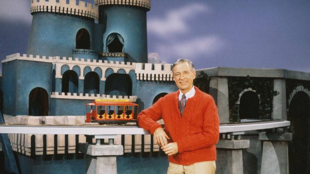 Mr. Rogers TV program