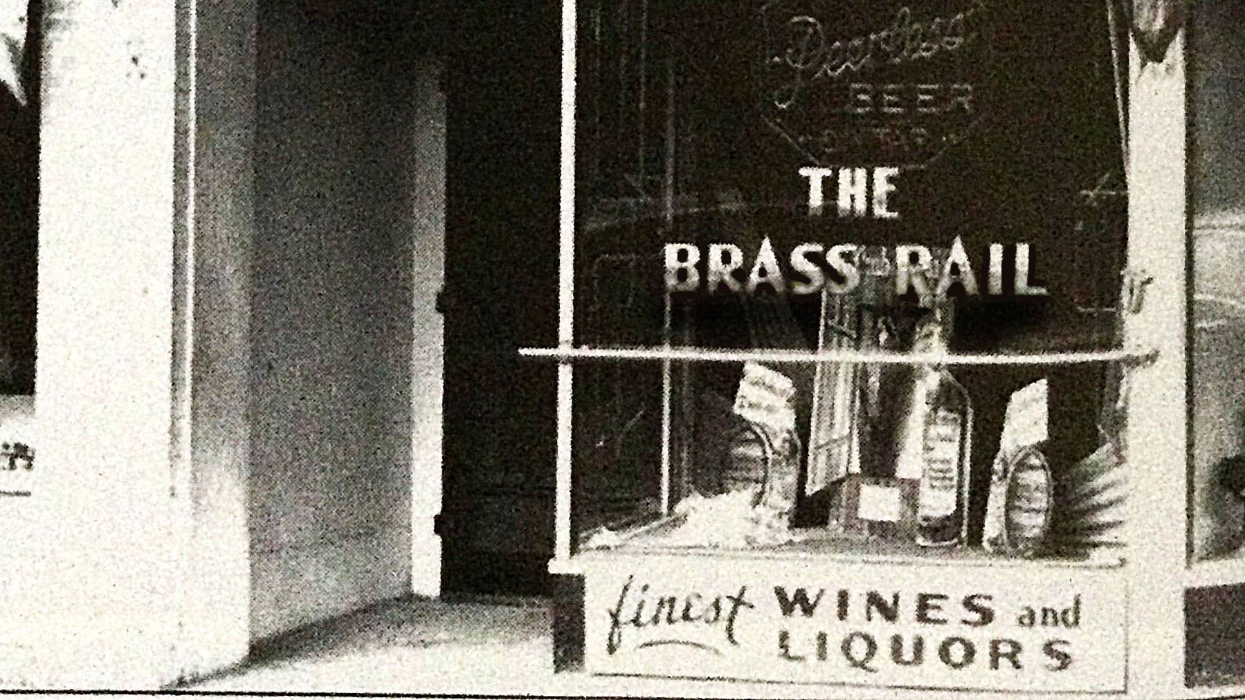 The Brass Rail business