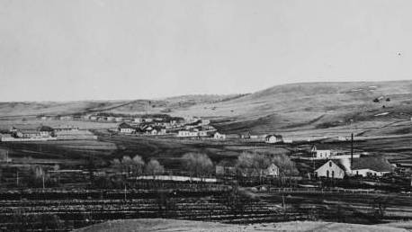 Fort Meade, Sturgis SD, 1882