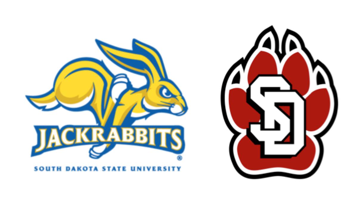 USD and SDSU logos