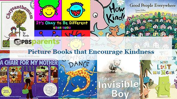 Picture Books that Encourage Kindness
