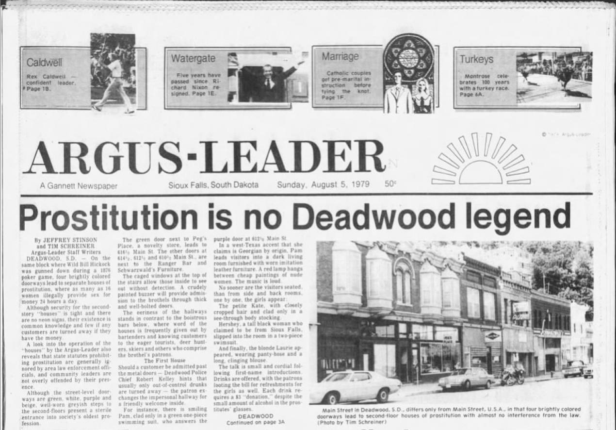 Argus Leader from August 5, 1979.