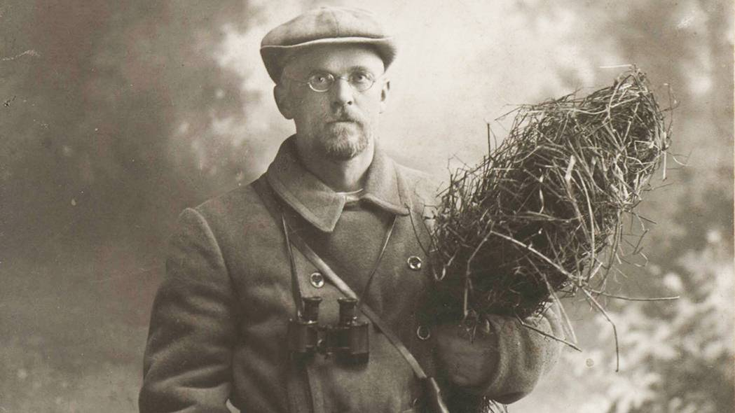 Horticulturalist, Niels Ebbeson