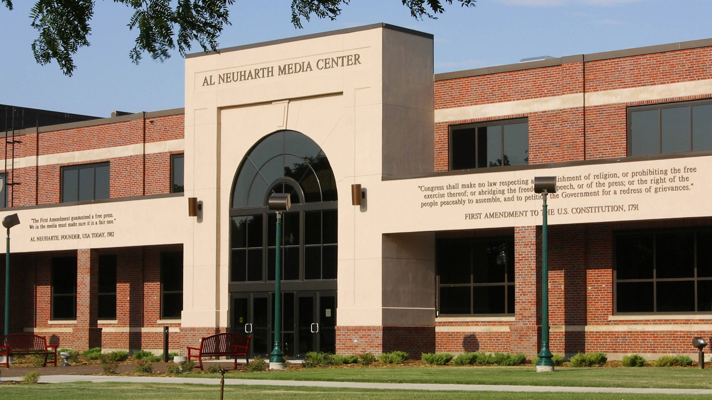 Al Neuharth Media Center