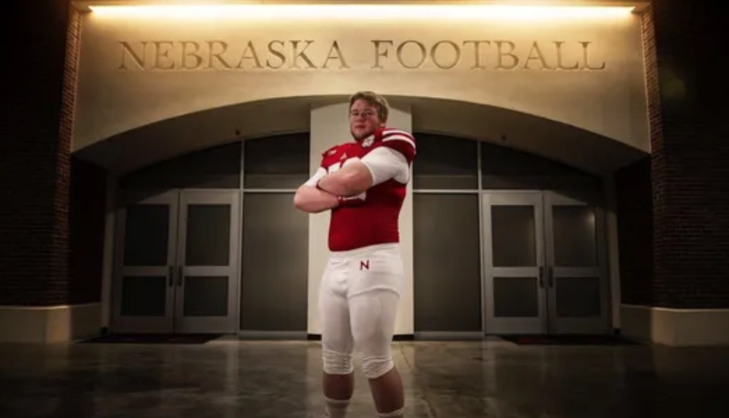 Nash Hutmacher, Nebraska Football