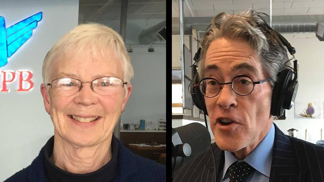 Linda Hasselstrom & Rick Kahler