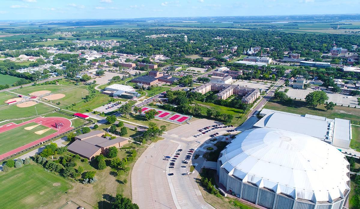Photo of the University of South Dakota