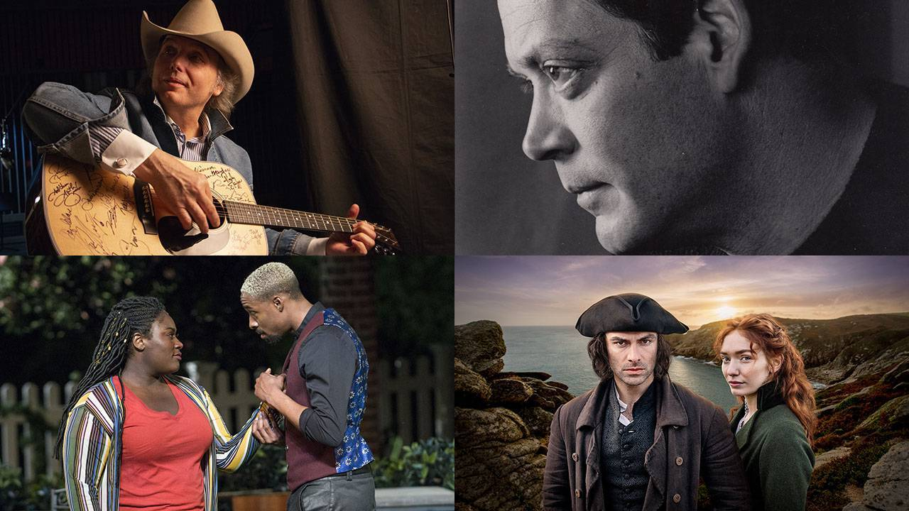 Dwight Yoakam, Raúl Juliá, Poldark, Much Ado About Nothing