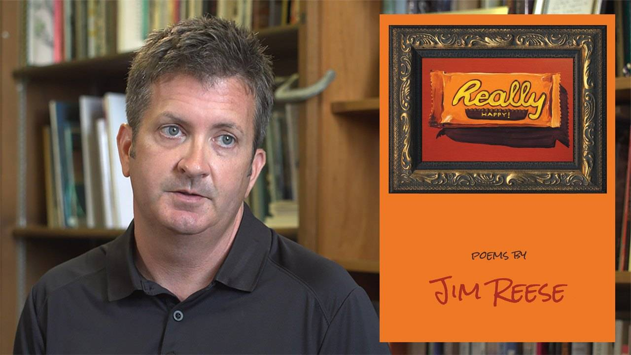 Writer Jim Reese
