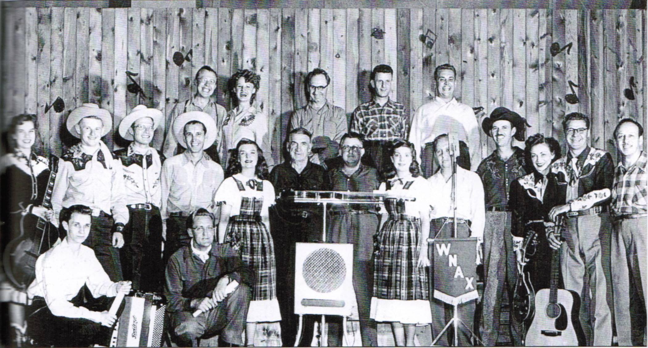WNAX Missouri Valley Barn Dance