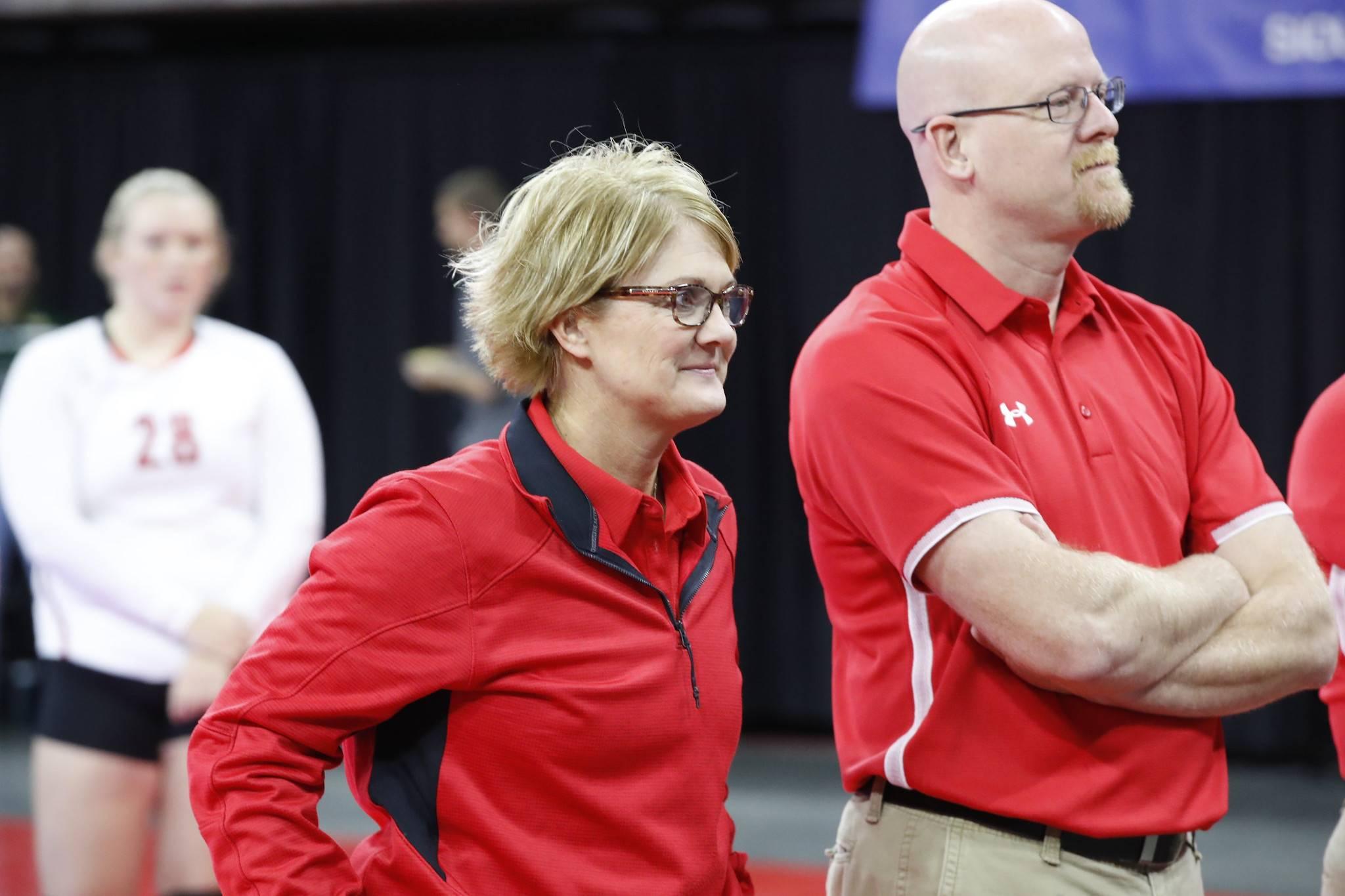 Head Coach Jean Benson