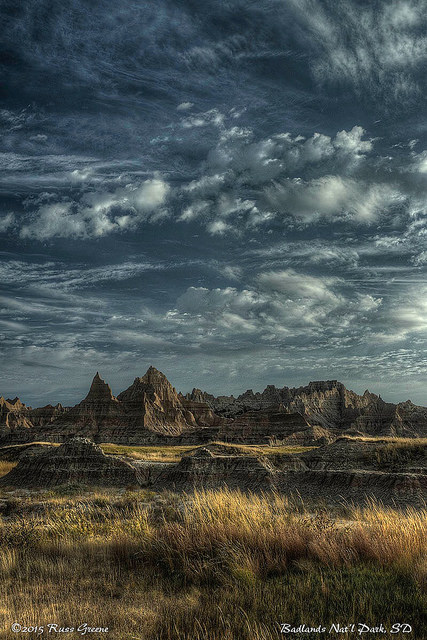 Image - BadlandsNationalParkSunrise.jpg