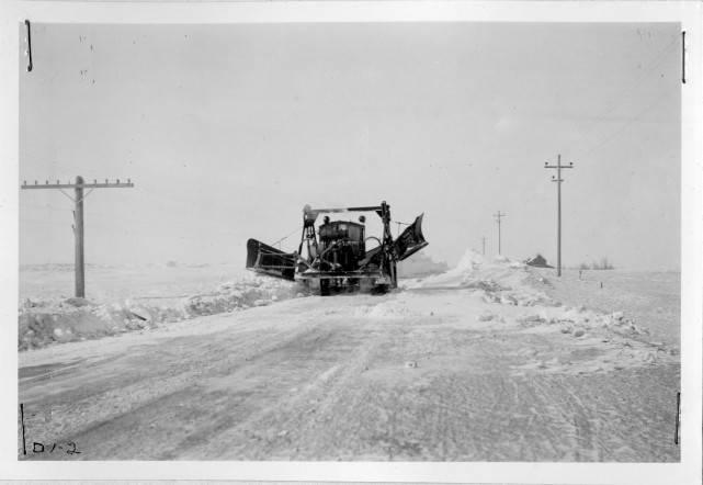 Image - 1960 Summit Caterpillar Snow Plow.jpg
