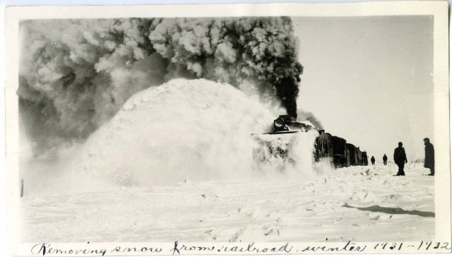 Image - Cresbard Train Snow Removal 1932.jpg