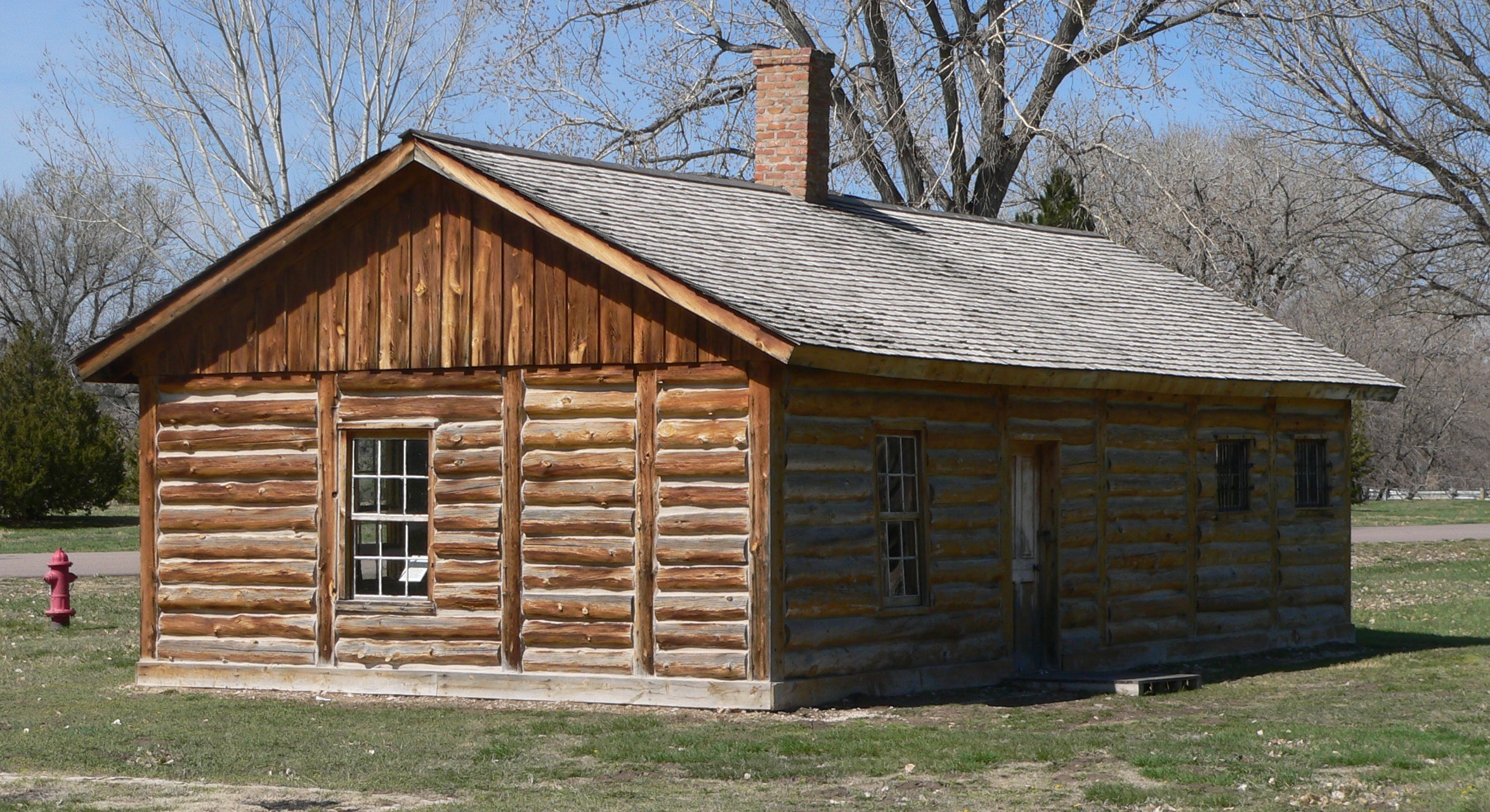 Image - Fort_Robinson_guardhouse.jpg