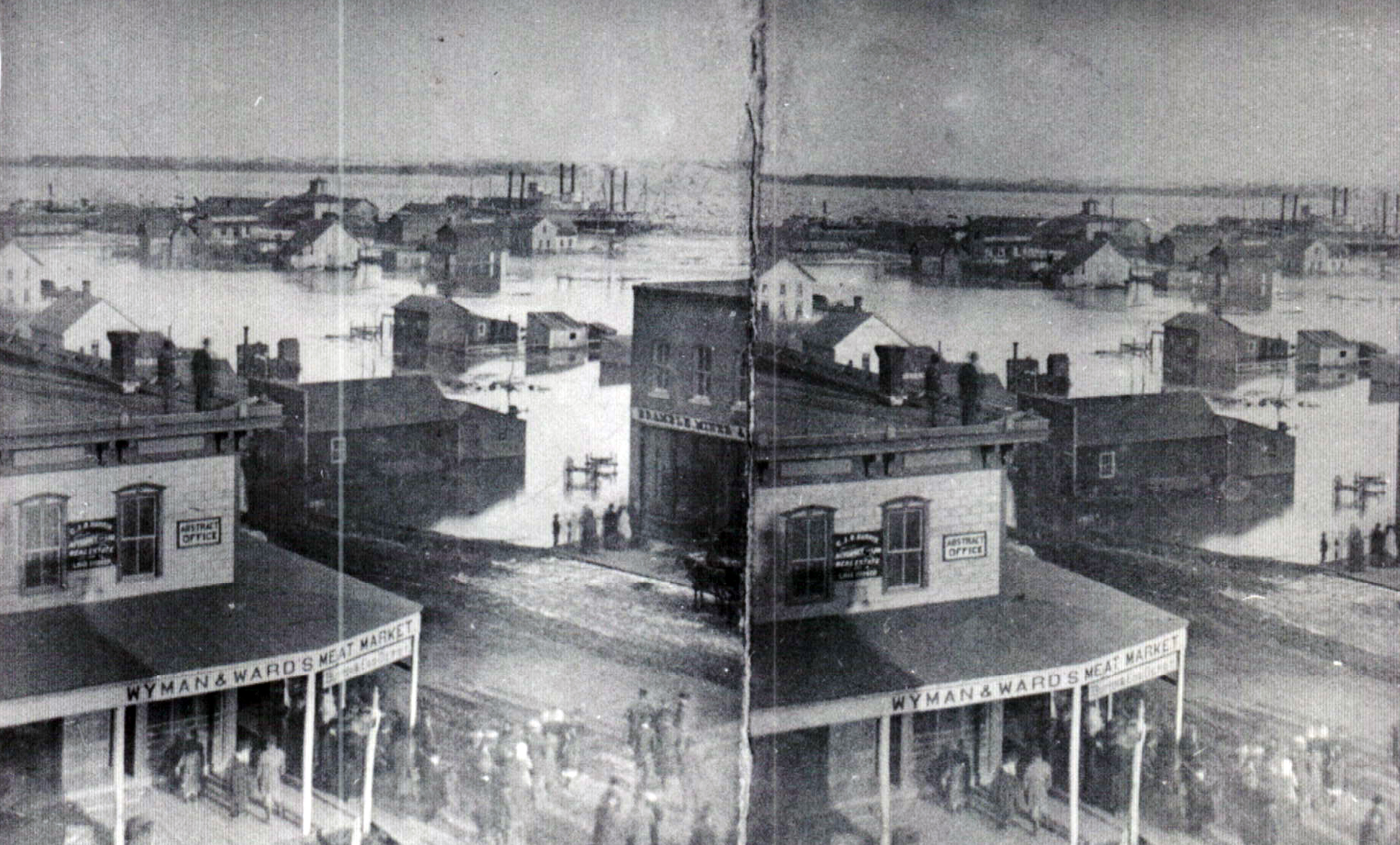 Image - 1881 Flood looking southeast stereoview.JPG