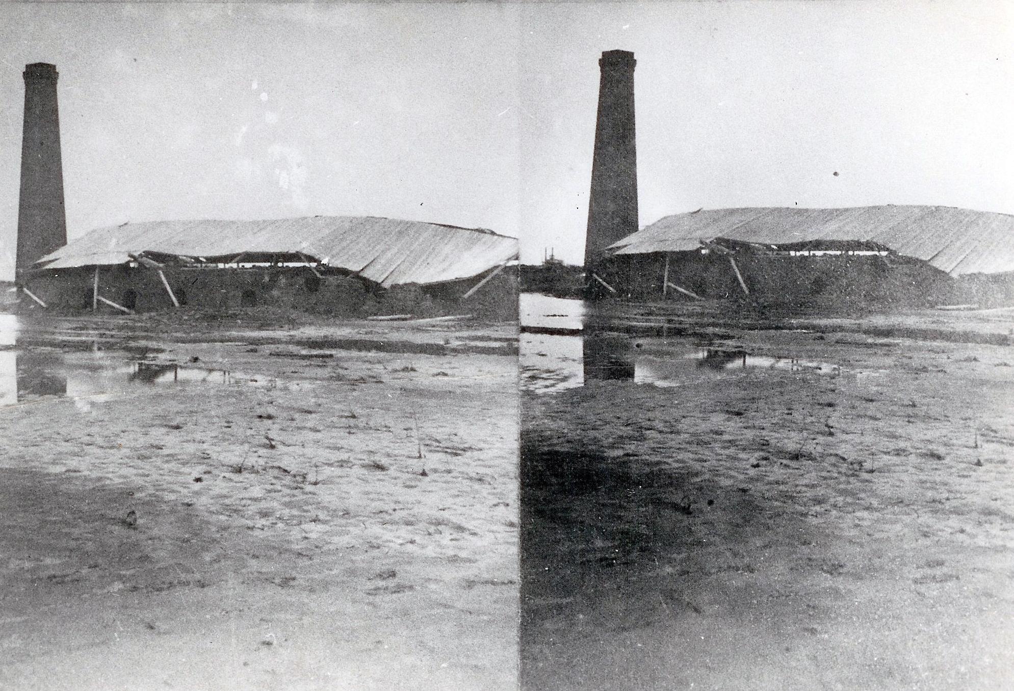 Image - Kunze Brick Yard after 1881 flood.jpg