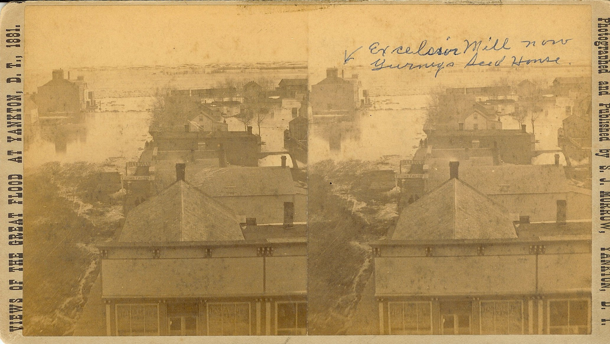 Image - Stereo View of 1881 Flood.jpg