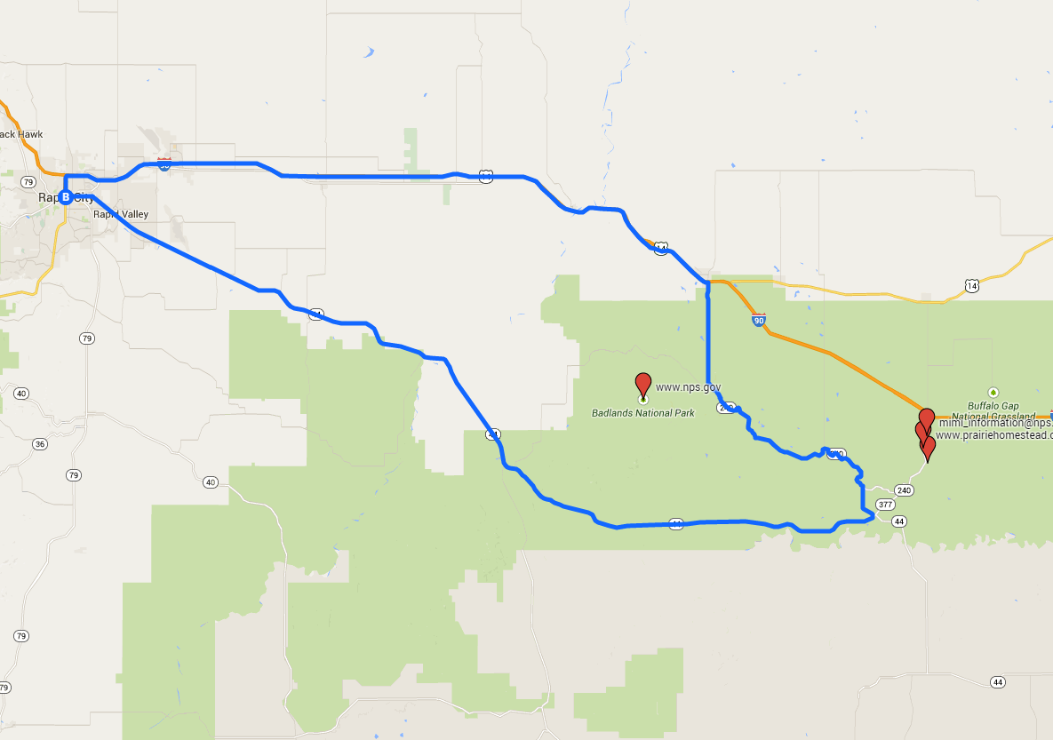 Image - The Badlands Ride.png