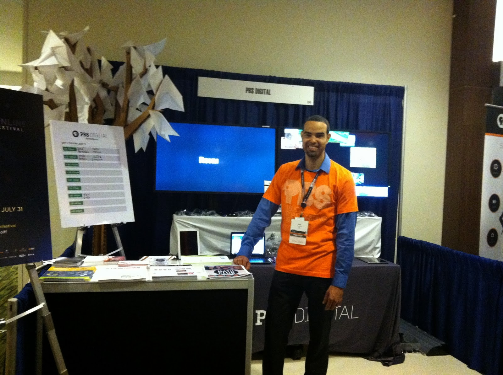Image \u002D jose at the booth.JPG