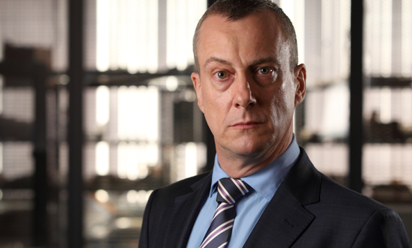 DCI Banks - Credit: BBC