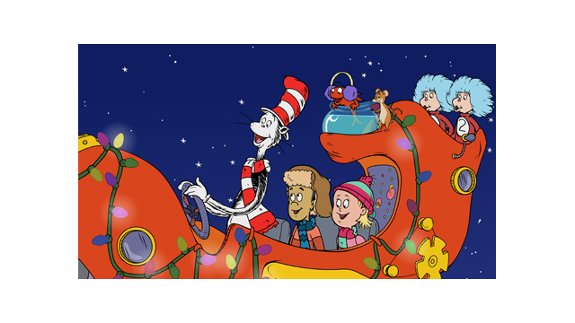 Pbs Kids Announces First Cat In The Hat Christmas Special The Cat In The Hat Knows A Lot About Christmas
