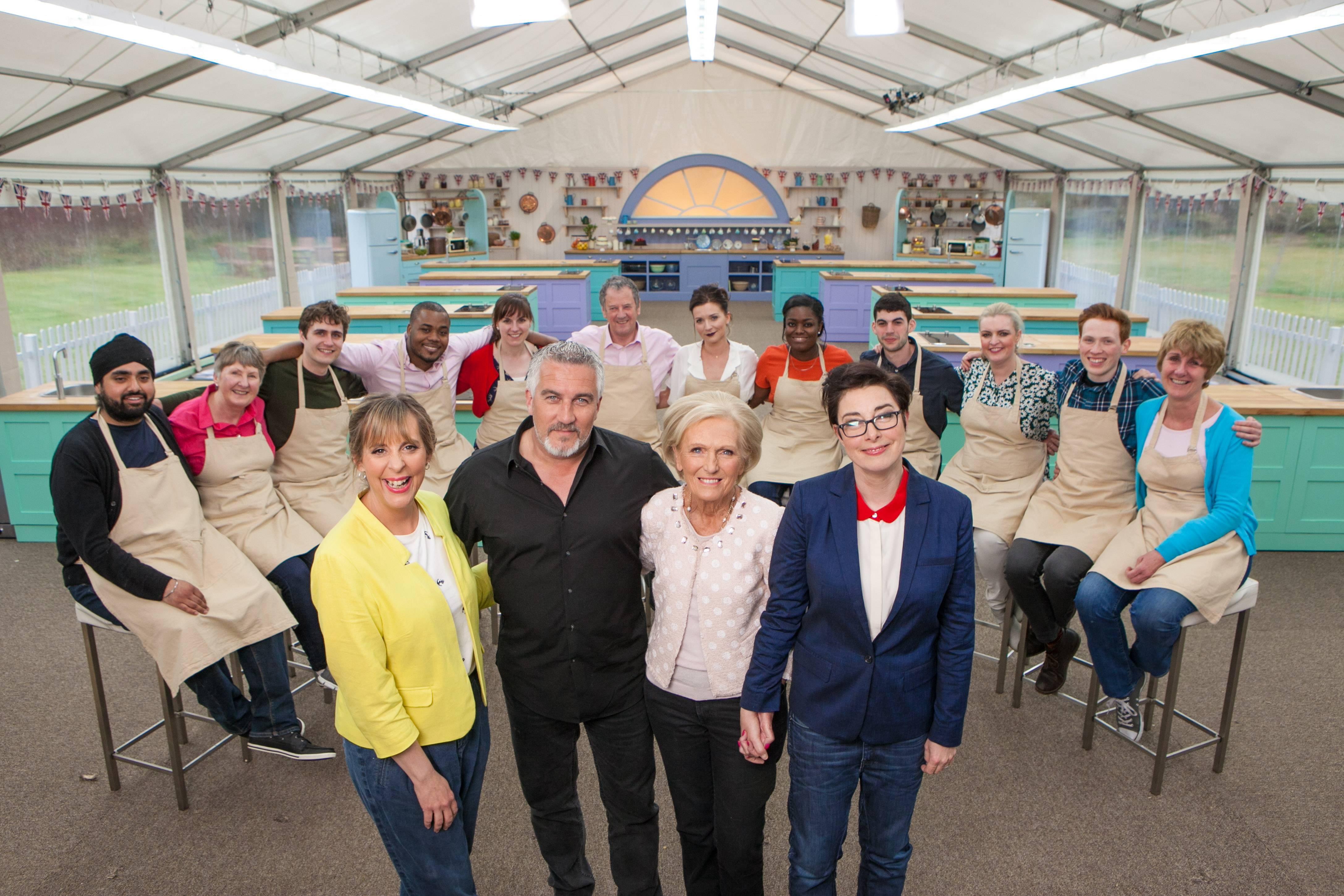 The Great British Baking Show Season 4: Passport Opportunity