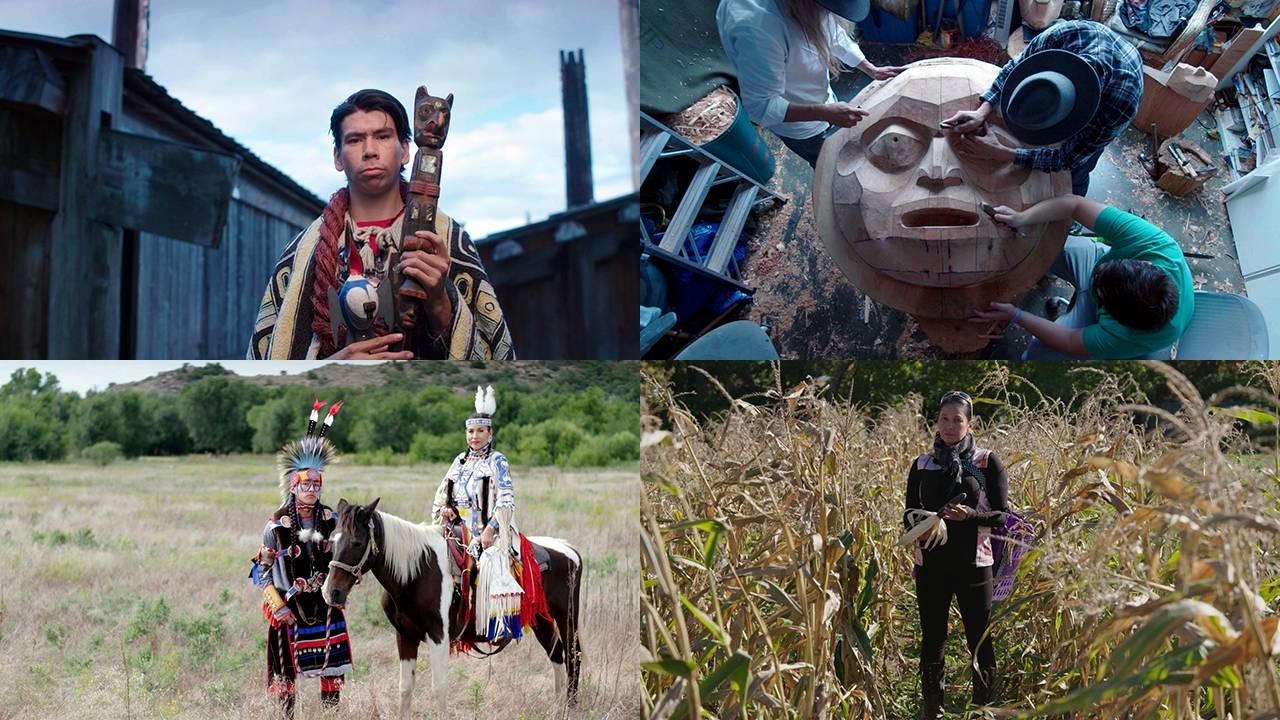 Pbs Announces Native America New Four Part Series Premiering Fall 2018