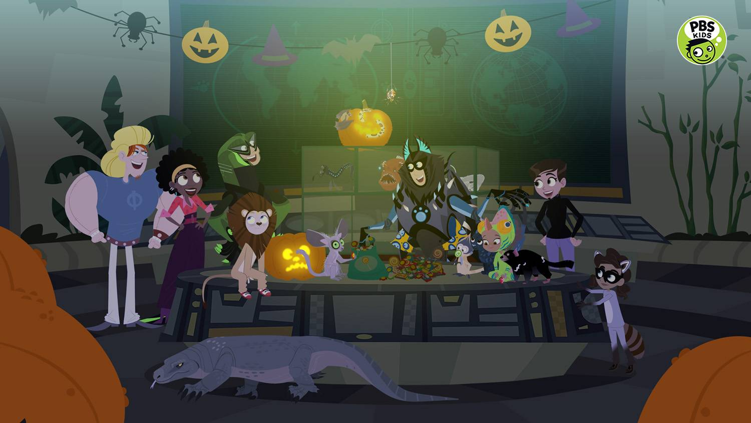 Wild+Kratts+Halloween+Special+2020 PBS KIDS Kicks Off October with New Halloween Programming, Games