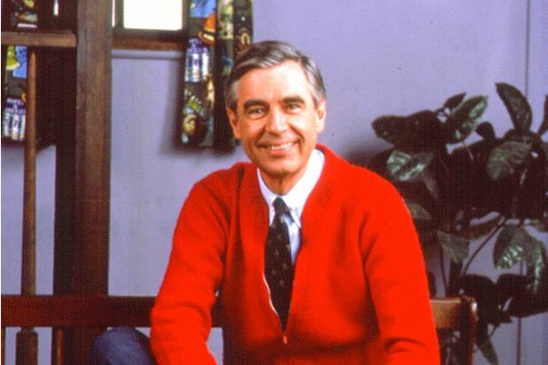 Mister Rogers Neighborhood Sweater Drive