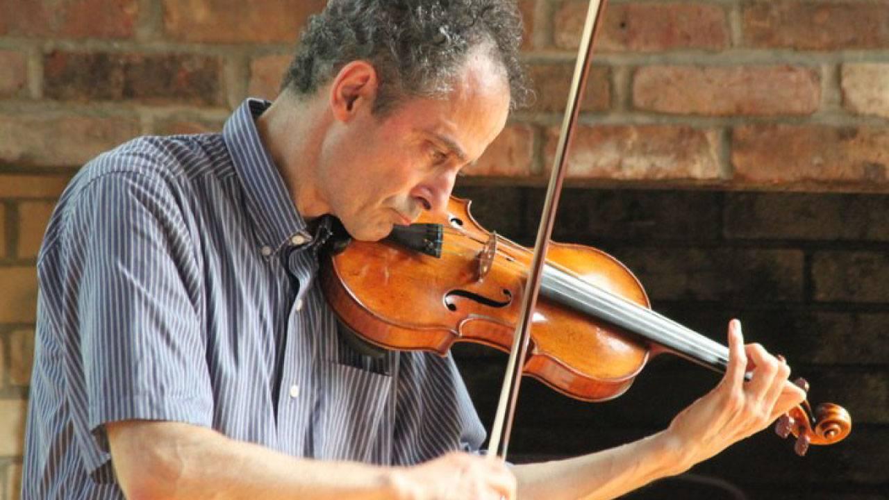 Eugene Drucker Plays the Violin