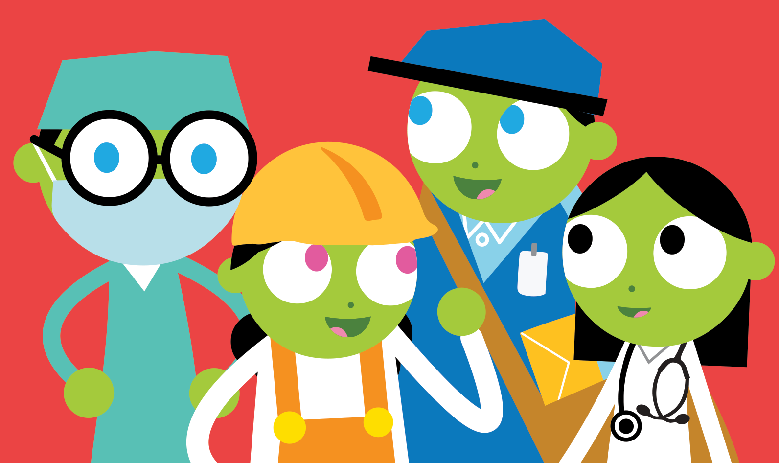 Pbs Kids Encourages Families To Thank Those Making A Difference In Our Communities Amid Covid 19