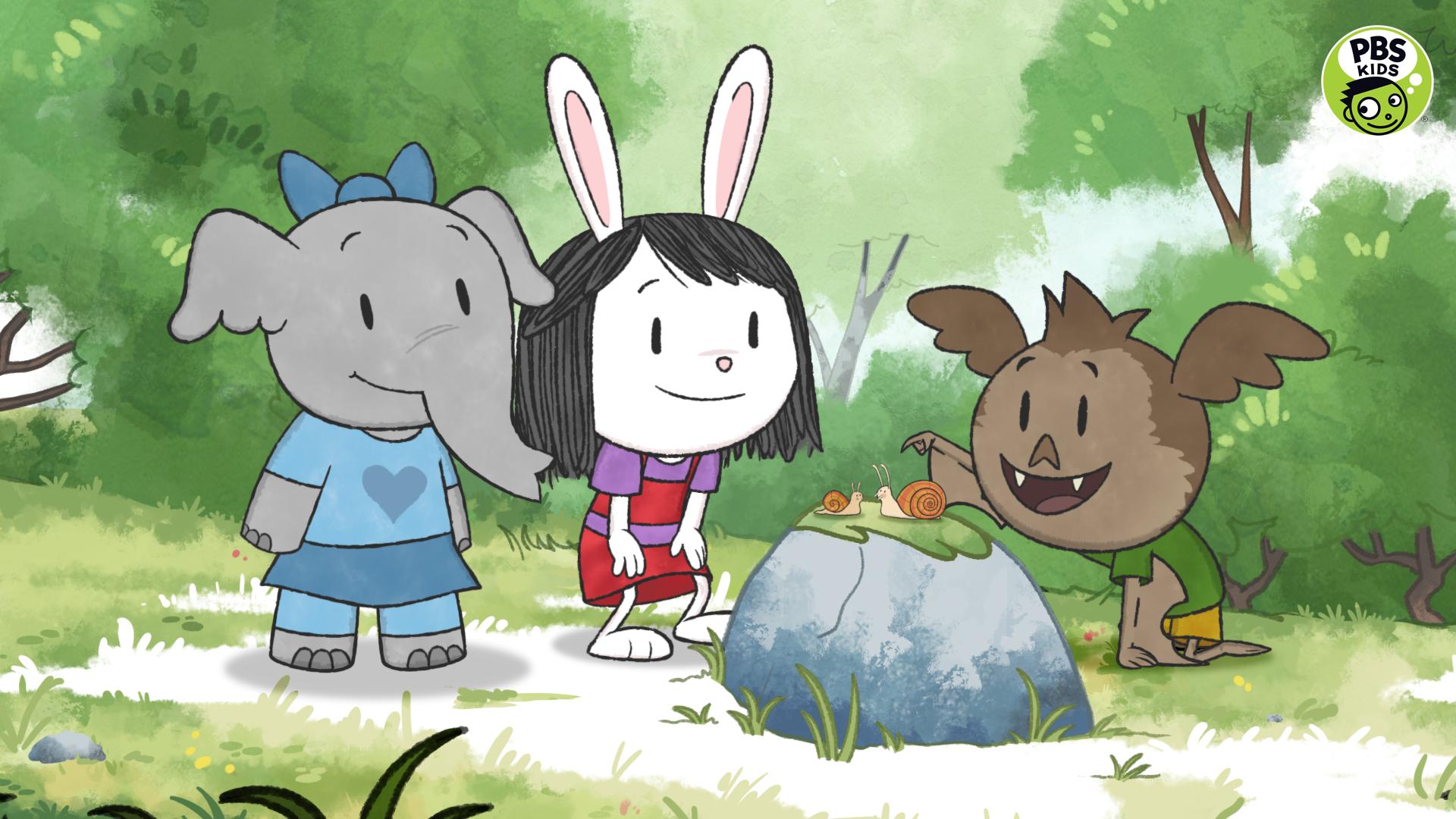 New Animated Stem Series Elinor Wonders Why Premieres On Pbs Kids September 7 2020
