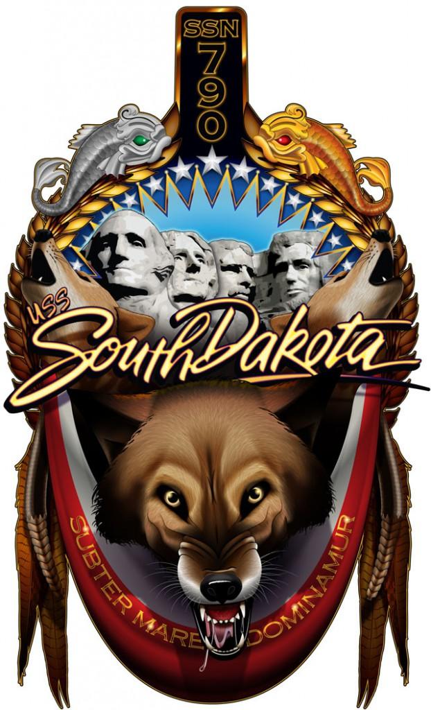 Image - USS South Dakota Official Crest.jpg