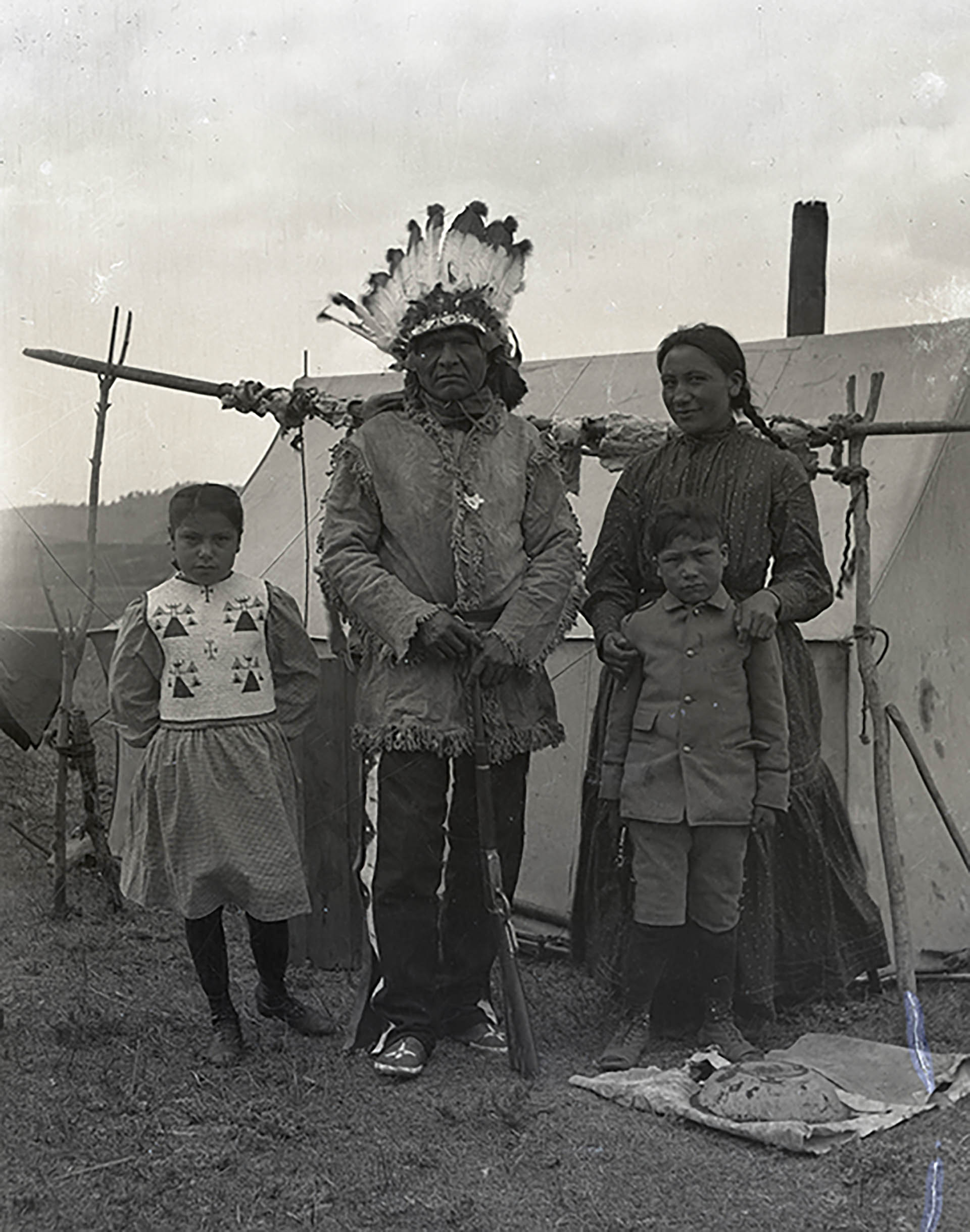 Image - Lakota Camp Near Rapid City9.jpg