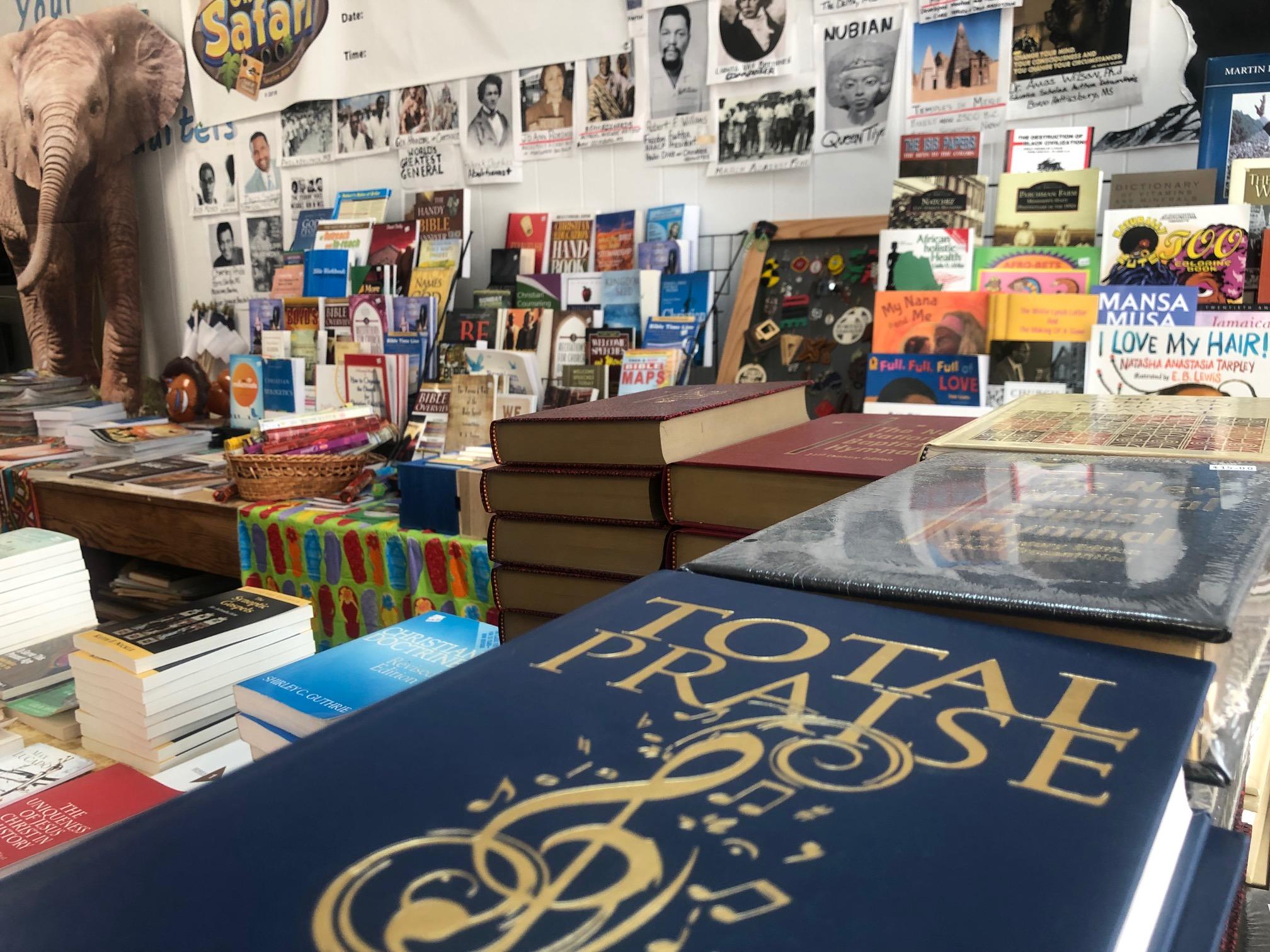 Image - Inside MArshall's Music & Bookstore 2.jpg