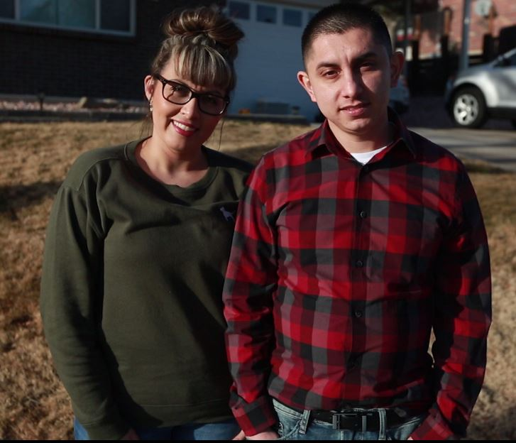 Image - Manny Aragon and his Wife.JPG