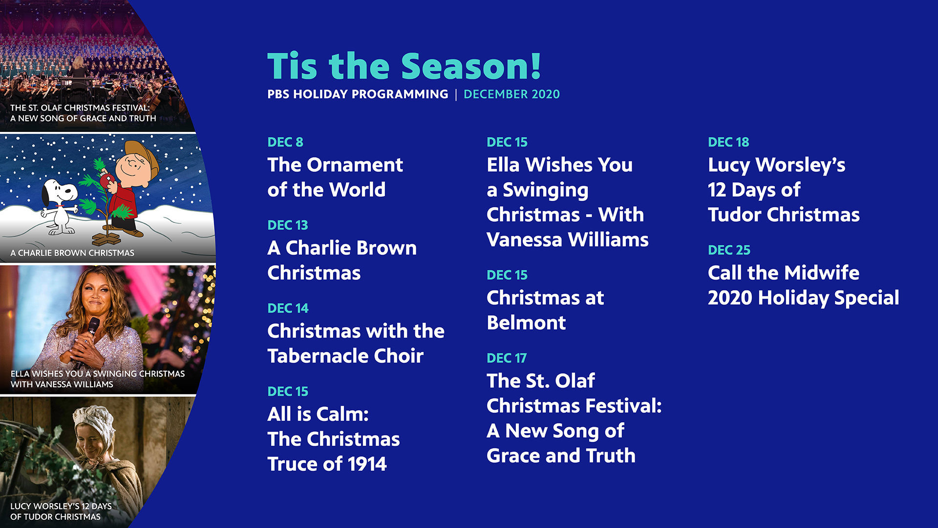Christmas In Dc Pbs Specials 2021 Tis The Season For Pbs Holiday Programs