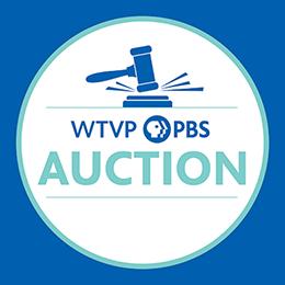 WTVP AUction Logo