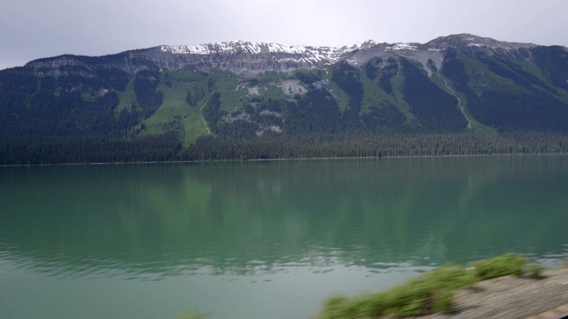 Yellowhead Lake