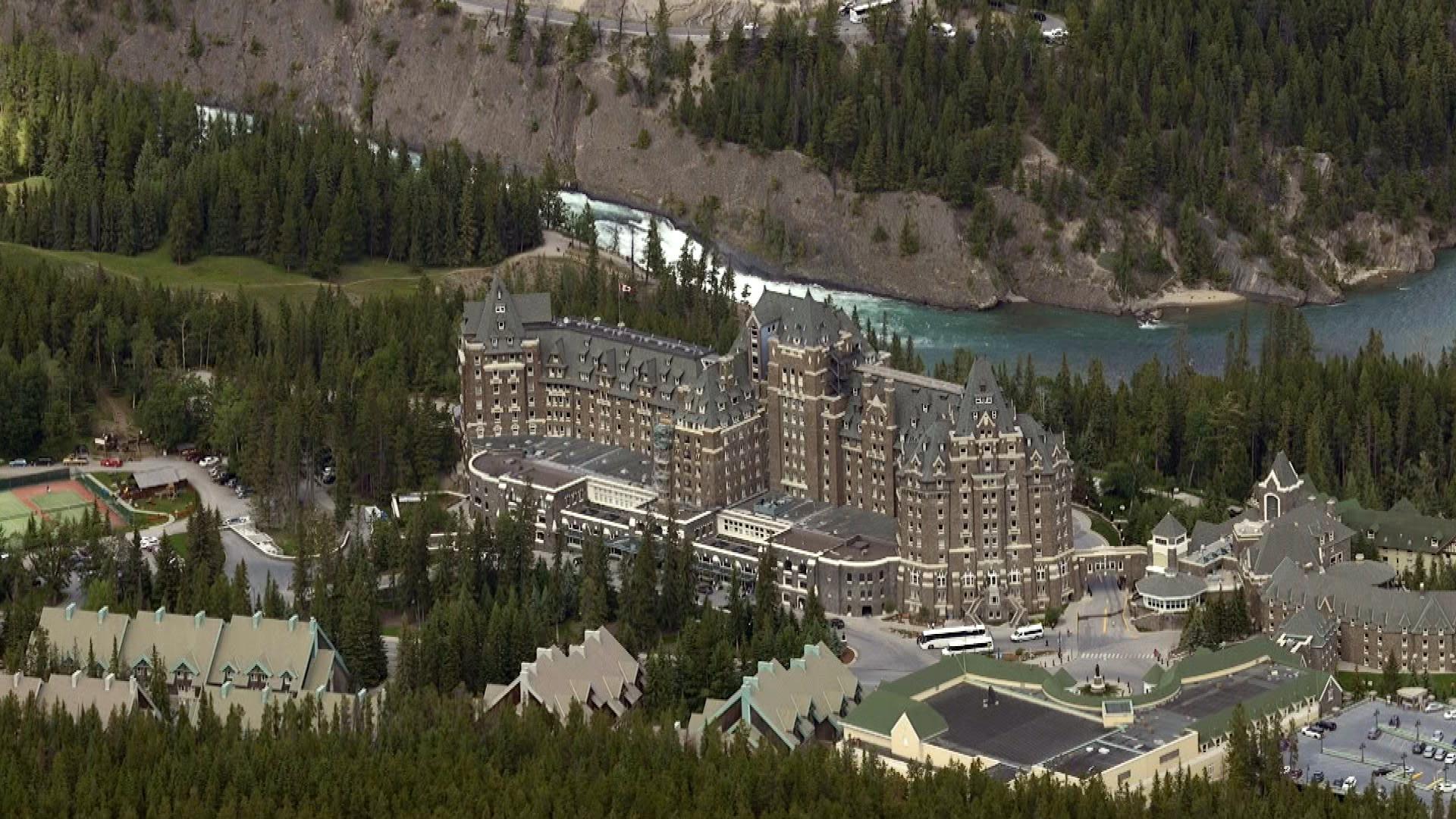 BanBanff Springs Hotel