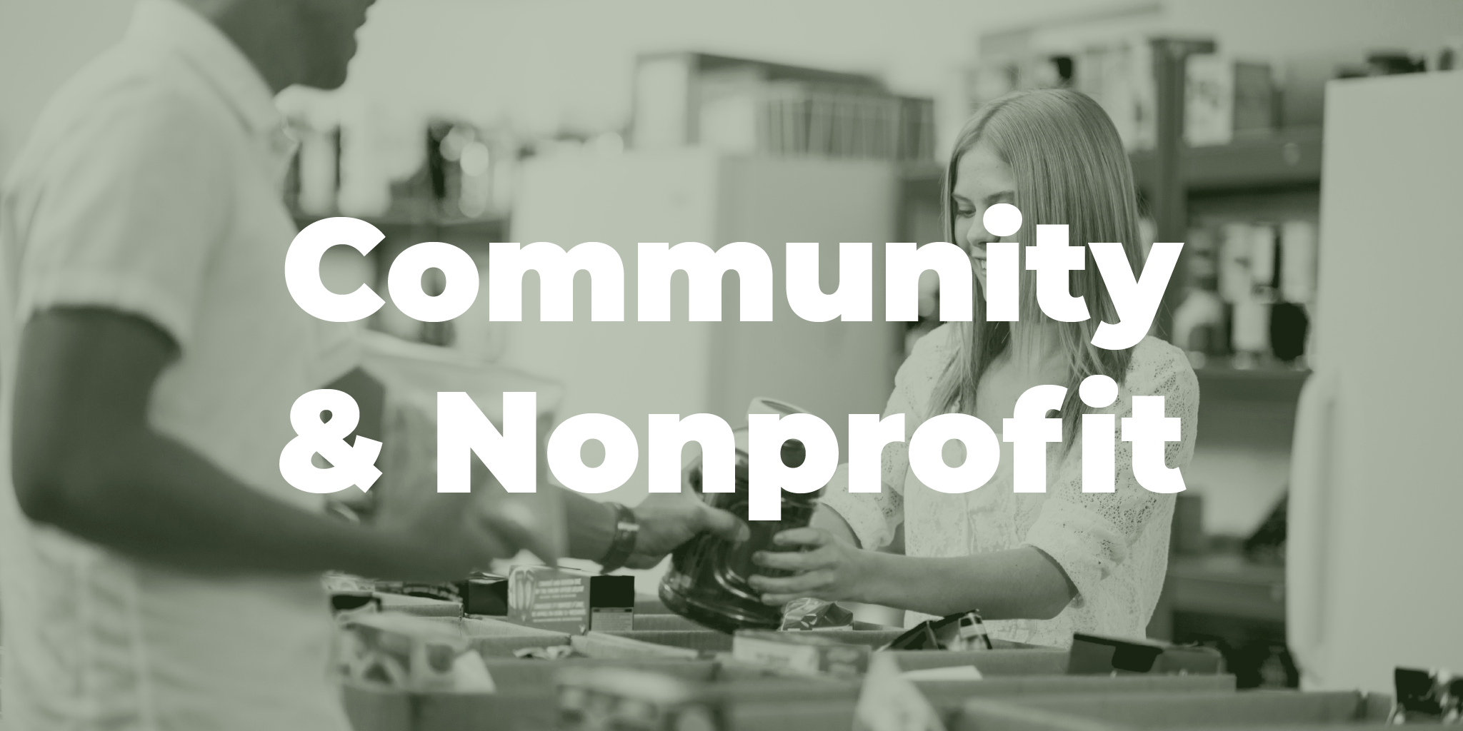 Community & Nonprofit